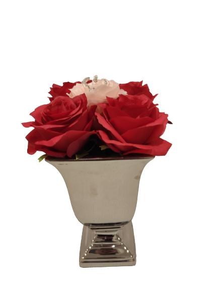 Pokal-Rot-Rosa-Metallherz1-20x12-cm