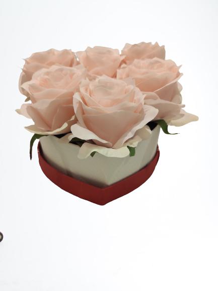 geschenkherz-S-Weiß-Rosa