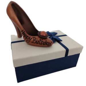 Schokoladenschuhe/ High Heels